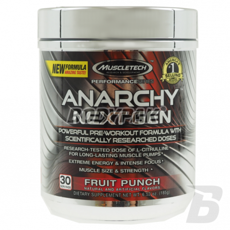 MuscleTech Anarchy - 185g