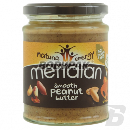 Meridian Natural Peanut Butter Smooth - 280g