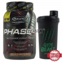 MuscleTech Phase-8 - 907g + BODYPAK Shaker black GYM BEAST 700ml - 1 szt. GRATIS