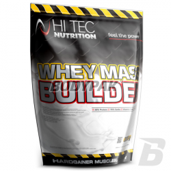 Hi Tec Whey Mass Builder  - 3000g