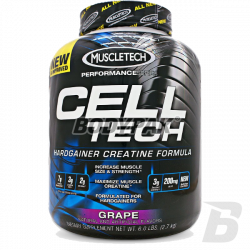 MuscleTech Cell Tech Performance - 2,72kg