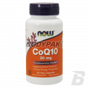 NOW Foods Coenzyme Q10 30mg - 60 kaps.