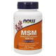 NOW Foods MSM 1500mg - 100 kaps.