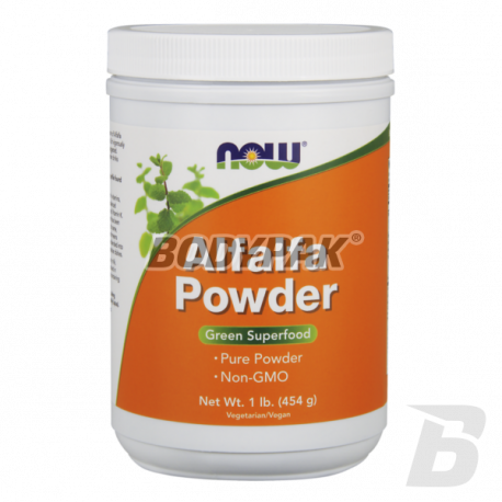 NOW Foods Alfalfa Powder - 454g