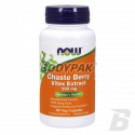 NOW Foods Chaste Berry VITEX Extract - 90 kaps.
