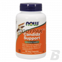 NOW Foods Candida Support  - 90 kaps.