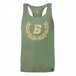 "BODYPAK Tank Top ""B"" Green - 1 szt."