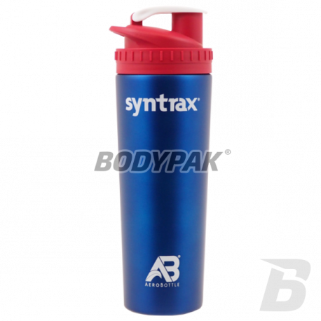 Syntrax Stainless Steel Shaker 800 ml - 1 szt.