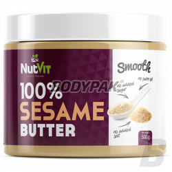 Ostrovit NutVit 100% Sesame Butter Smooth - 500g