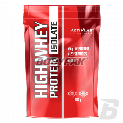 Activlab High Whey Protein Isolate - 700g