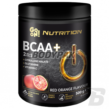 GO ON! NUTRITION BCAA+ - 500g