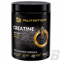 GO ON Nutrition Creatine - 500 g
