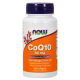NOW Foods CO Q10 60mg Omega 3 - 60 kaps.