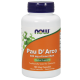 NOW Foods Pau'D Arco 500mg - 100 kaps.