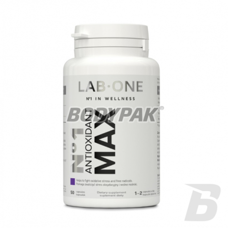 Lab One Antioxidant Max - 50 kaps.