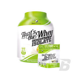 Sport Definition That's the Whey ISOLATE - 2100g + 300g GRATIS!