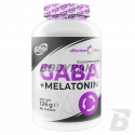 6PAK Nutrition Effective Line GABA + Melatonina - 90 tabl.