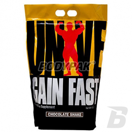 Universal Nutrition Gain Fast - 4,5kg