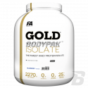 FA Nutrition Performance Gold Whey Protein Isolate - 2270g
