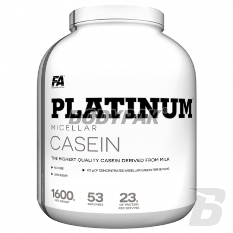 FA Nutrition Performance Platinum Casein - 1600g