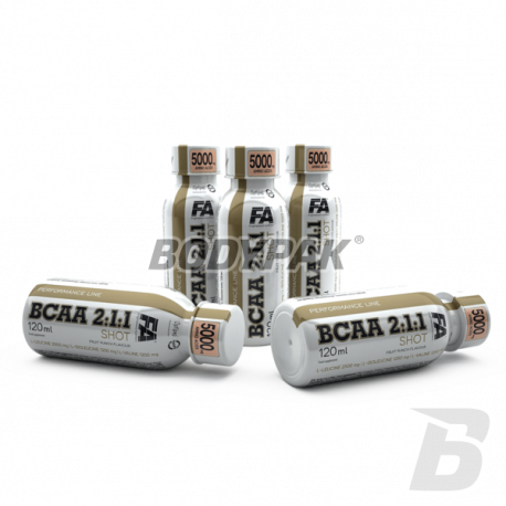 Fitness Authority Performance BCAA Shot - 120ml