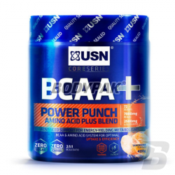 USN BCAA Power Punch - 400g