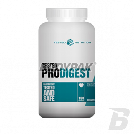 Tested Pro Digest 180 kaps.