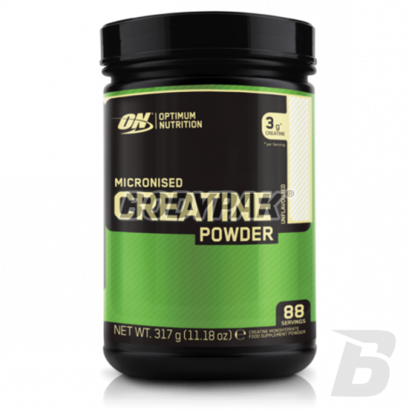 Optimum Nutrition Micronised Creatine Powder - 317g