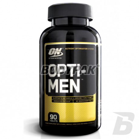 Optimum Nutrition Opti-Men - 90 tabl.