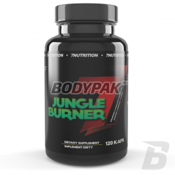 7Nutrition Jungle Burner - 120 kaps.