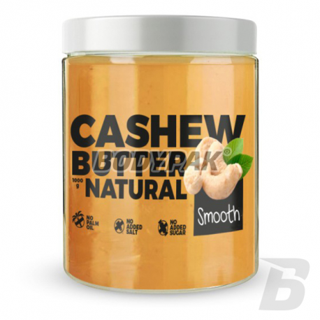 7Nutrition Cashew Butter Smooth - 1kg
