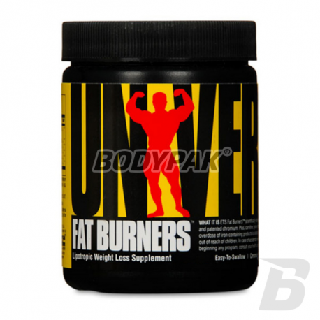Universal Fat Burners ETS [Easy to swallow] - 100 tabl.