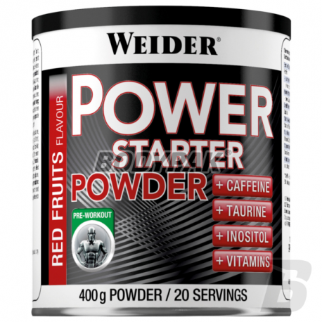 Weider Power Starter Powder - 400g