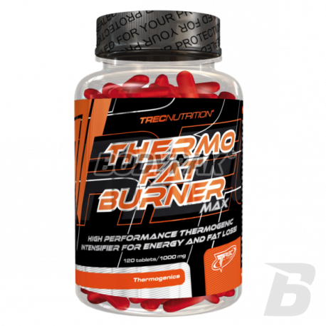 Trec Thermo Fat Burner MAX - 120 kaps.
