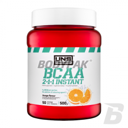 UNS BCAA 2-1-1 INSTANT - 500g
