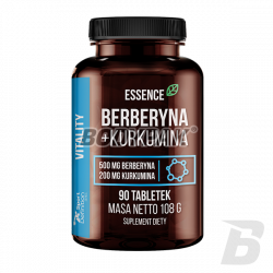 Sport Definition ESSENCE Berberyna + Kurkumina - 90 tabl.