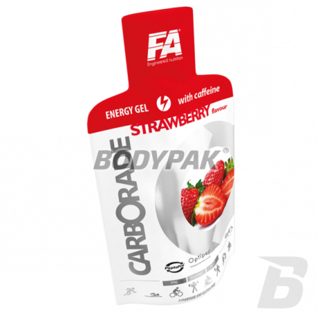 FA Nutrition Carborade Energy GEL (z kofeiną) - 40g