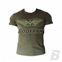 Scitec T-Shirt Muscle Army Green - 1 szt.