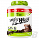 Sport Definition That's The Whey - 2770g [2270g + 500g GRATIS]
