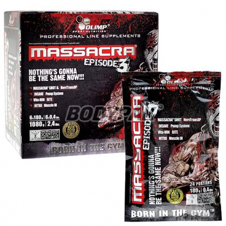 Olimp Massacra Episode 3 - 180g