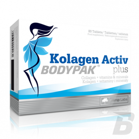 Olimp Kolagen Active Plus - 80tabl