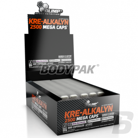 Olimp Kre-Alkalyn 2500 Mega Caps - 30 kaps.