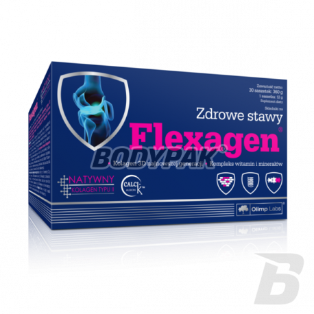 Olimp Flexagen - 1 sasz.
