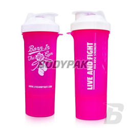 Olimp Shaker Lady's Born in the Gym - 400ml