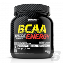 Olimp BCAA Xplode powder Energy - 500g