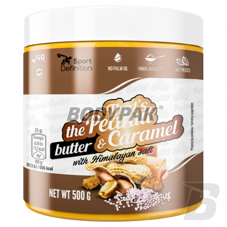 Sport Definition That's the Peanut Butter Crunchy - 300g FREE