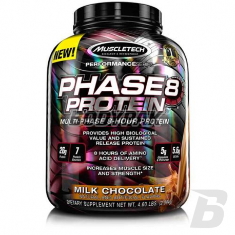 MuscleTech Phase8 - 2090 g
