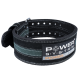 Power System Pas Skórzany POWERLIFTING BELT 3800 [Grey] - 1 szt.
