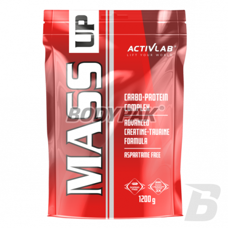 Activlab Mass UP - 1200 g