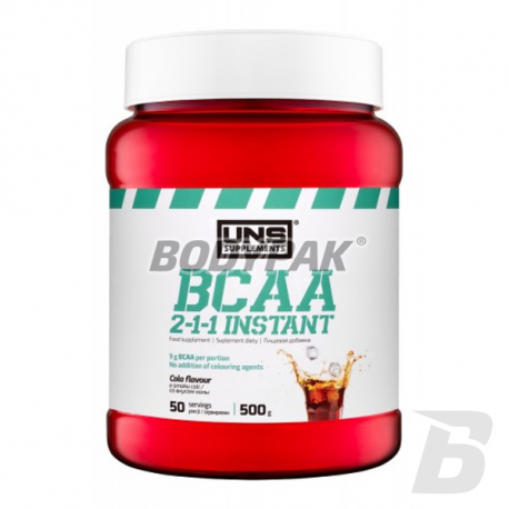 UNS BCAA INSTANT - 500g